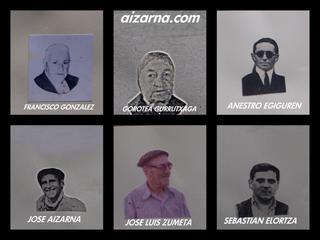 ZZ-Meategian lan egin zuten Aizarnarrak (1)