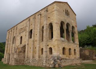 Asturiasen dago Eliza hau, Espainian aurrenatakoa.