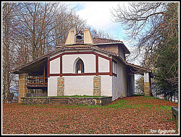 Kizkitzako ermita