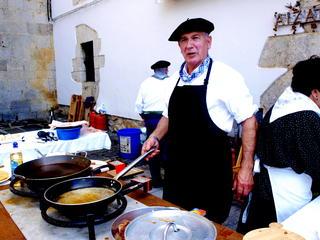 Pazko jaietako talo festa Aizarnan. (2018)