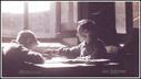Benentxio Irureta eskolan (1930) Argazkia familia Navas