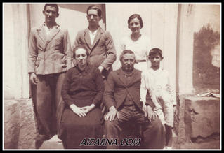 Lili familia (1930) argazkia familia Navas