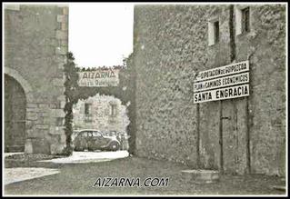 Santa Engrazira errepidea inauguratu zenekoa-4. (Argazkia Kutxateka)