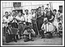 1961 urtean oilasko biltzen ibili zen taldea. (Argazkia Jose Iturri )