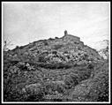 Santa Engrazi zuri beltzean 1958 (Argazkia Ojanguren)
