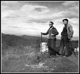 Ojanguren argazkilaria Santa Engrazin 1958 ( Argazkia Ojanguren)