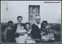 Veraneantes Donostiarras en Aizarna.Agosto de 1948. (Argazkia Santi Carrero Antin)