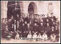 Tomas Azkue elizainari omenaldia 1835-garren urtean (Argazkia Familia Navas)