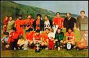 Aizarnak 1980 inguruan osatzen zuen futbol taldea. (Argazkia Eva Xerna)