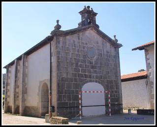 Gurutze donearen ermita.