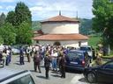 Jende ugari urbildu zen Erdoiztara San Isidro jaietan.