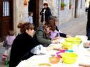 San Tomas egunari dagokion talo festa Aizarnan. ( 1 )