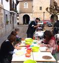 San Tomas egunari dagokion talo festa Aizarnan. ( 2 )