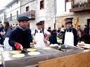San Tomas egunari dagokion talo festa Aizarnan. ( 3 )