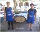 Aizarnako jaietan ospatu den paella lehiaketako irabazleak. Ganadores en el concurso de paellas que se a celebrado en las fiestas de Aizarna.