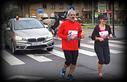 Donostiako maratoia 2014. ( Azkenak eta irribarrez. Kirola praktikatzea  da garrantzitsua )