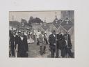 Santuaren erlikiarekin prezesioa Urkiolan, 1930 urteko argazkia dugu hau ( Indalecio Ojanguren )