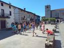 Eskola urtea amaitzeko, futbol txapelketa bat antolatu  eta jokatu zuten Aizarnako haurrak  San Juan bezperan. Orain oporrak!!!