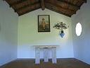 San Juantxo ermitako retaula lanak amaitu ondoren