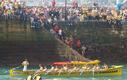Orioko trainerua Donostiako kaira sartzen.Itzulera handia egin ondoren ,bigarren sailkatzea lortu zuen.