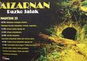 Maiatzak 23 Pazko jaiak Aizarnan. Eguraldia lagun dela egitarau polita egun pasa egiteko.