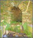 Bedama bailarako iturria. Inguruko baserritarren ornidura izandakoa, garbi dago ondo zaindu zutela berau.