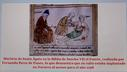 Nafarroako Erresuman, Santxo VII garren garaiko irudi honek ondo erakusten du aspaldiko debozioa duela Santa honek gure artean.