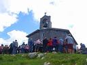 Santa Engraziako erlojua zaharberritzea ospatzeko ekitaldia.(3)